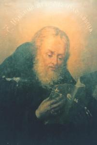 Преподобный Агафон Печерский, чудотворец