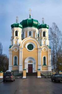 Гатчинский Павловский кафедральный собор
