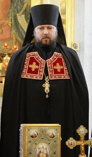 Епископ Гатчинский и Лужский Митрофан