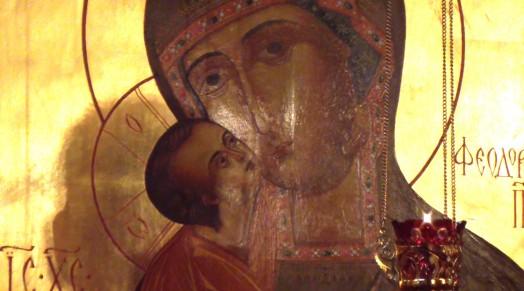 Феодоровская икона Божьей Матери - Храм святого страстотерпца царя Николая II