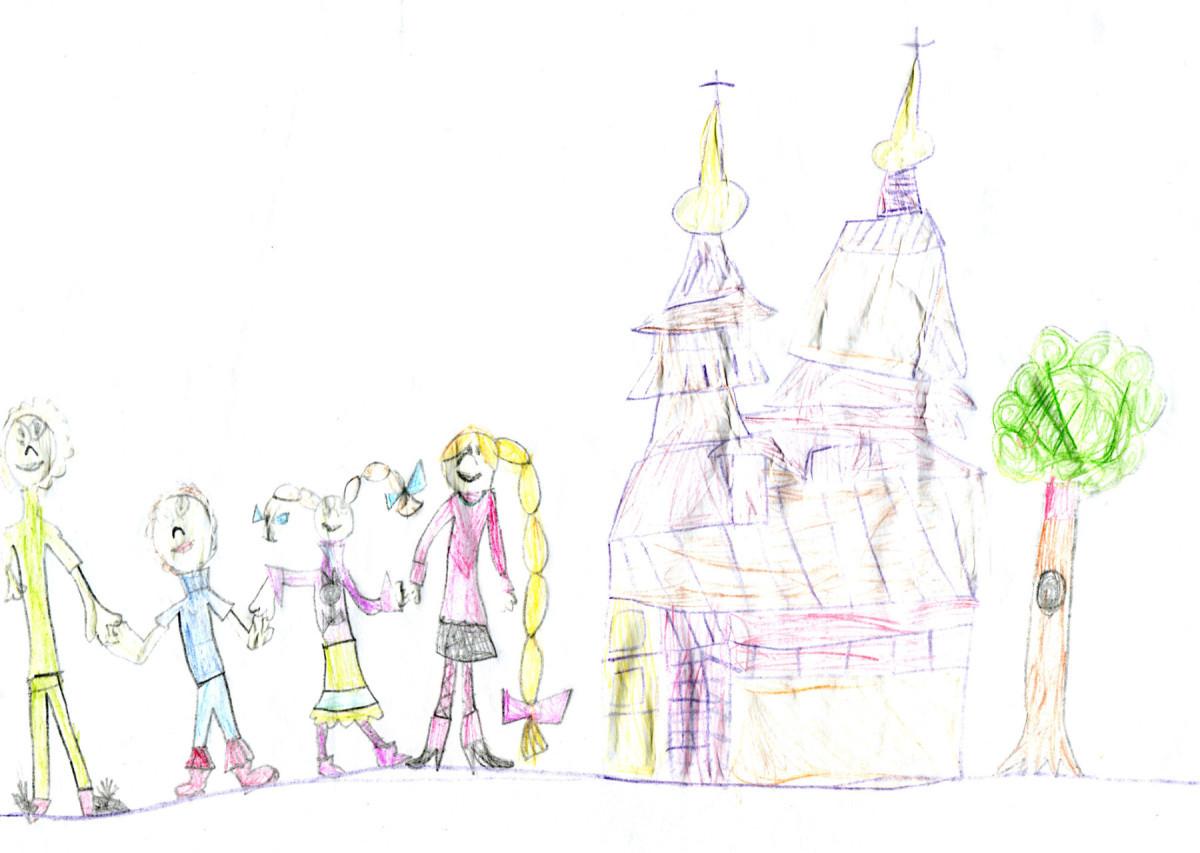Воскресная школа имени святой царицы Александры в г. Никольское