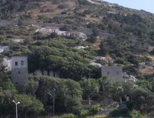 Пещера на горе Кармель, где согласно преданию жил пророк Илия