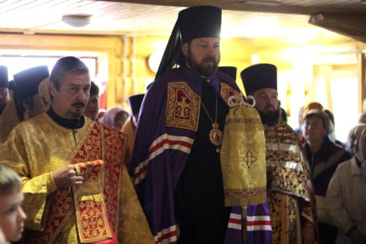 епископ Митрофан 2016